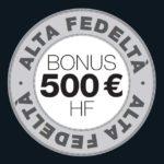 EURODENT Alta fedeltà – Bonus 500 €